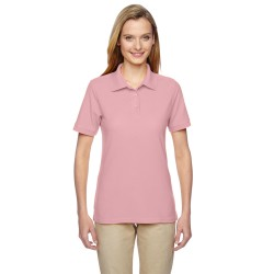Harriton M600S Mens Short-Sleeve Oxford with Stain-Release