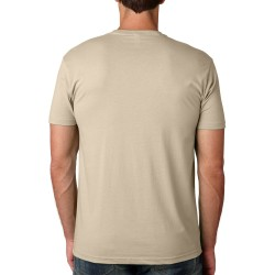 Hanes S04V Ladies 4.5 oz., 100% Ringspun Cotton nano-T V-Neck T-Shirt