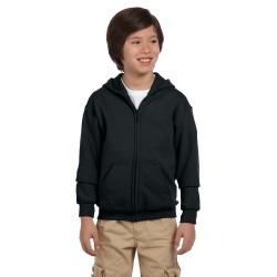 Rabbit Skins 3346 Toddler 7.5 oz. Full-Zip Fleece Hood