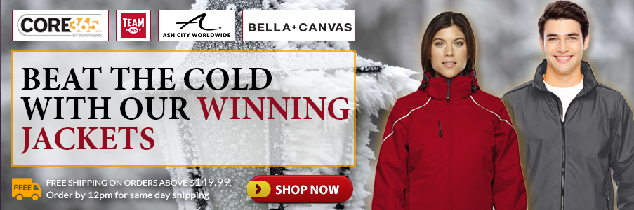 Beat the Cold with Our winning Jackets