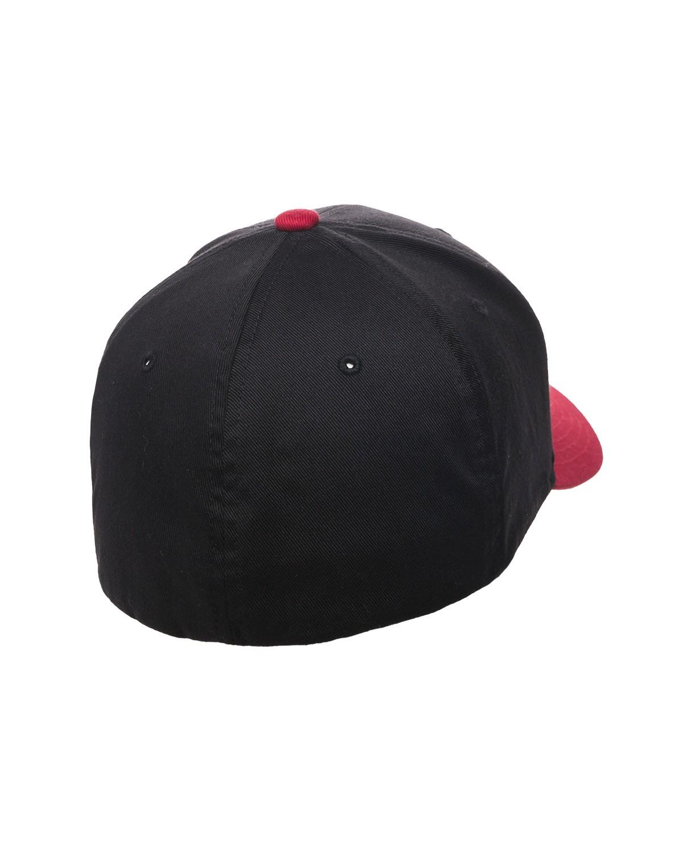 6277 Flexfit BLACK/RED