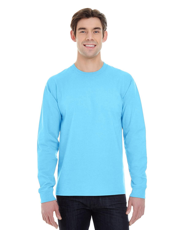5186 Hanes BLUE HORIZON