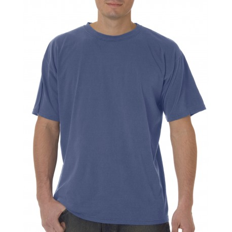 C5500 Comfort Colors C5500 5.4 oz. Ringspun Garment-Dyed T-Shirt NEON RED ORANGE