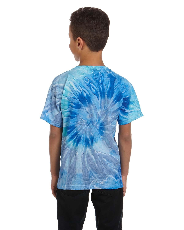 CD100Y Tie-Dye BLUE JERRY