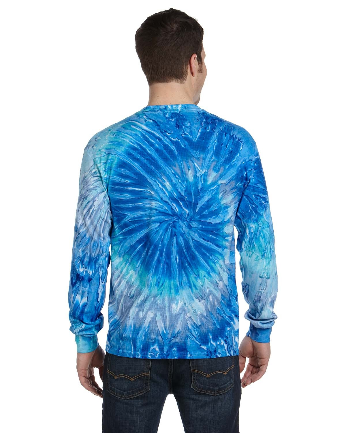CD2000 Tie-Dye BLUE JERRY