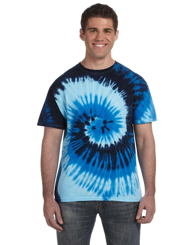 CD100 Tie-Dye BLUE OCEAN