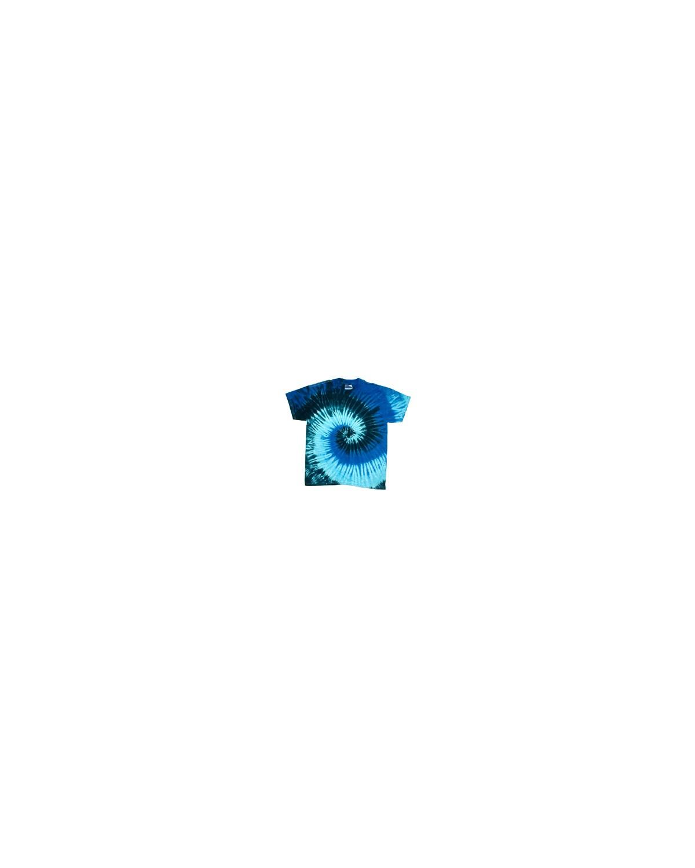 CD100Y Tie-Dye BLUE OCEAN