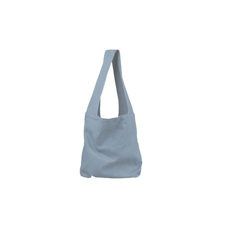 1911 Authentic Pigment 1911 12 oz. Direct-Dyed Sling Bag BLUEGRASS