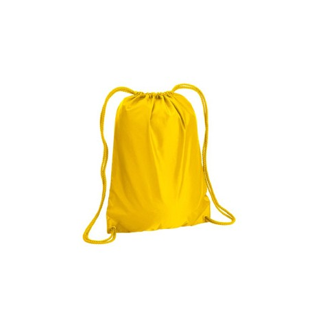 8881 Liberty Bags 8881 Boston Drawstring Backpack BRIGHT YELLOW