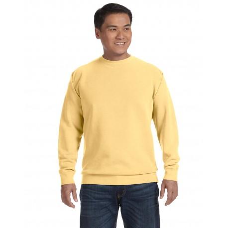 1566 Comfort Colors 1566 Adult Crewneck Sweatshirt BUTTER
