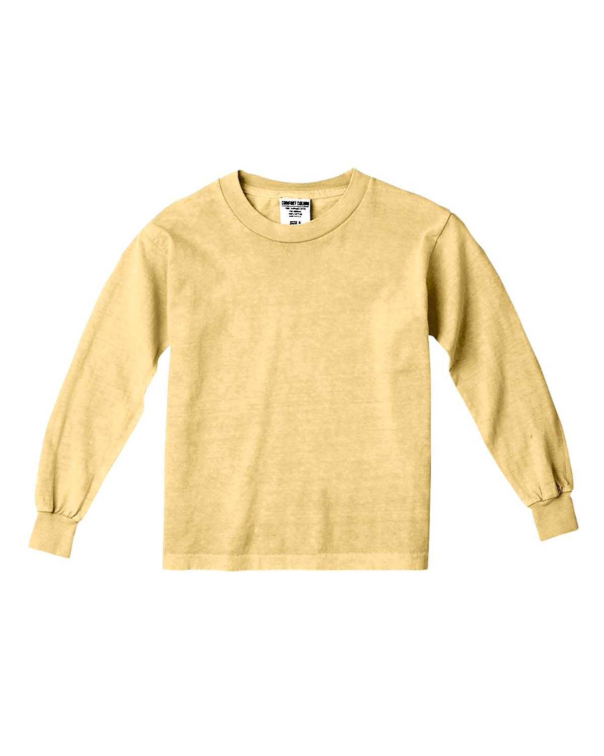 C3483 Comfort Colors Drop Ship BUTTER