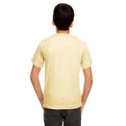 Tie-dye CD1150Y Youth Pink Ribbon T-Shirt
