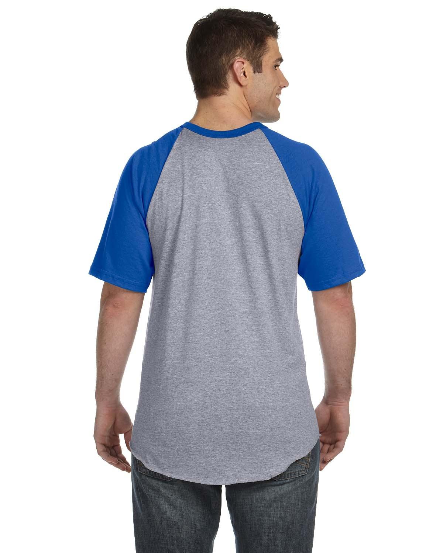 423 Augusta Sportswear ATH HTHR/ROYAL