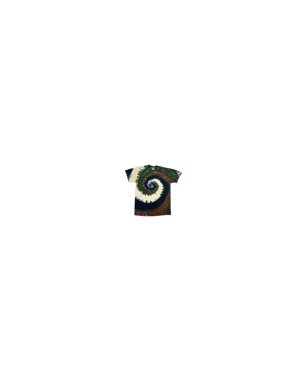 CD100Y Tie-Dye CAMO SWIRL