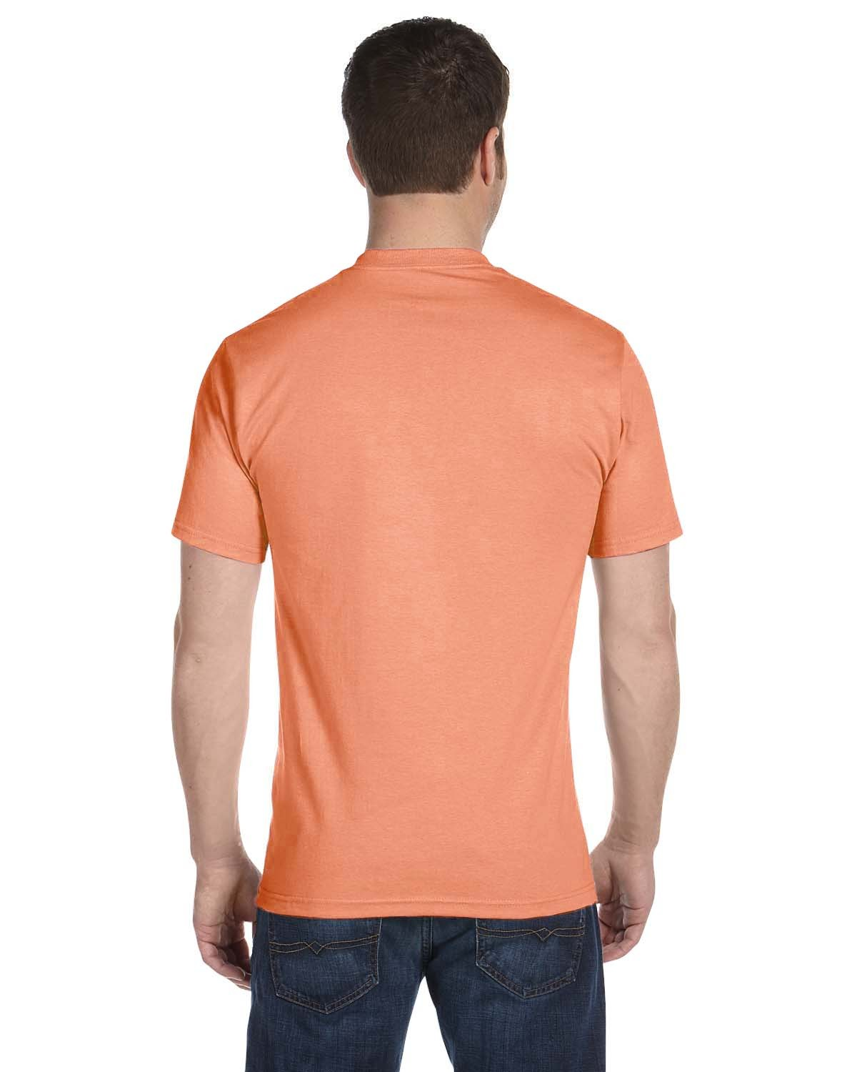 5180 Hanes CANDY ORANGE