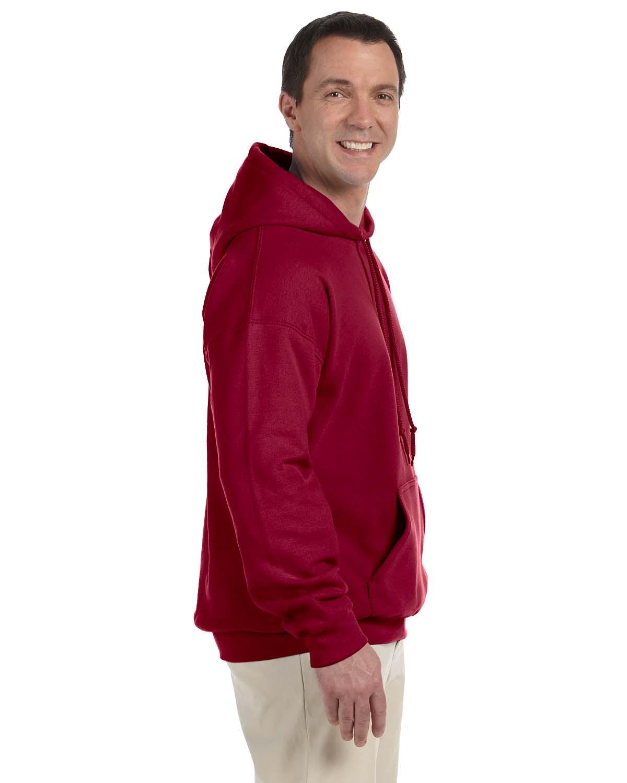 G125 Gildan CARDINAL RED