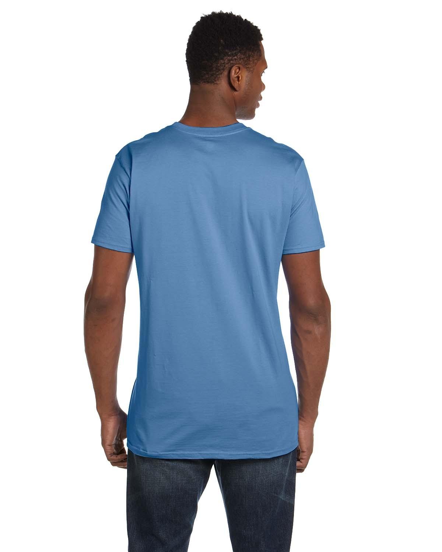 4980 Hanes CAROLINA BLUE