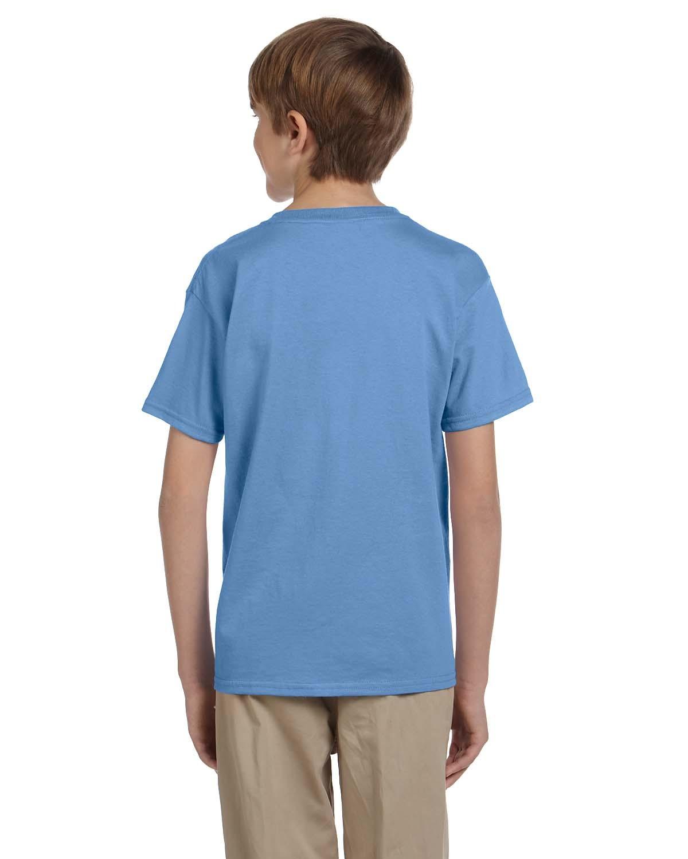 5370 Hanes CAROLINA BLUE