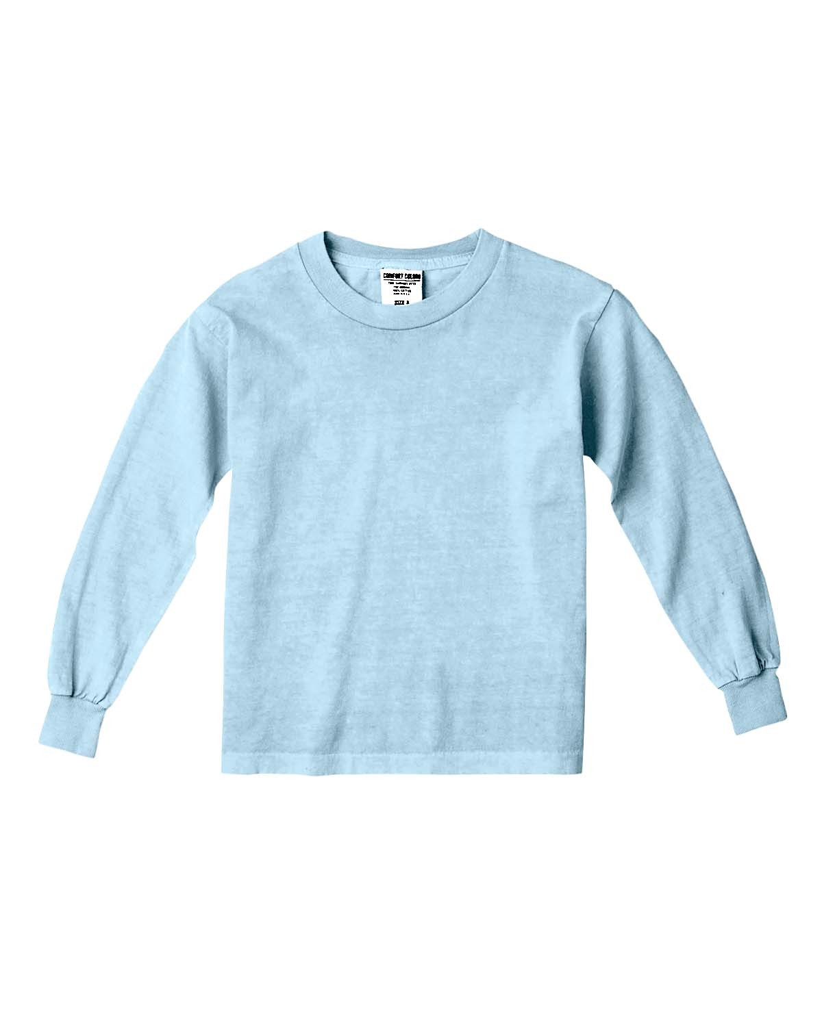C3483 Comfort Colors Drop Ship CHAMBRAY