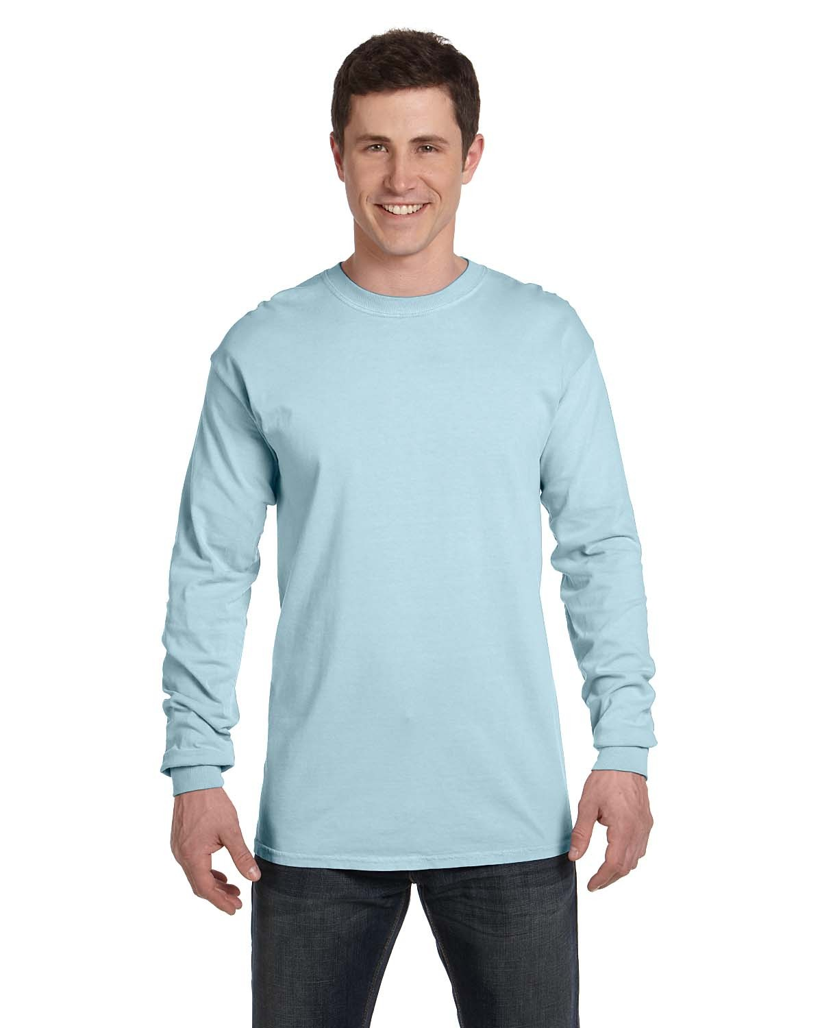 C6014 Comfort Colors CHAMBRAY
