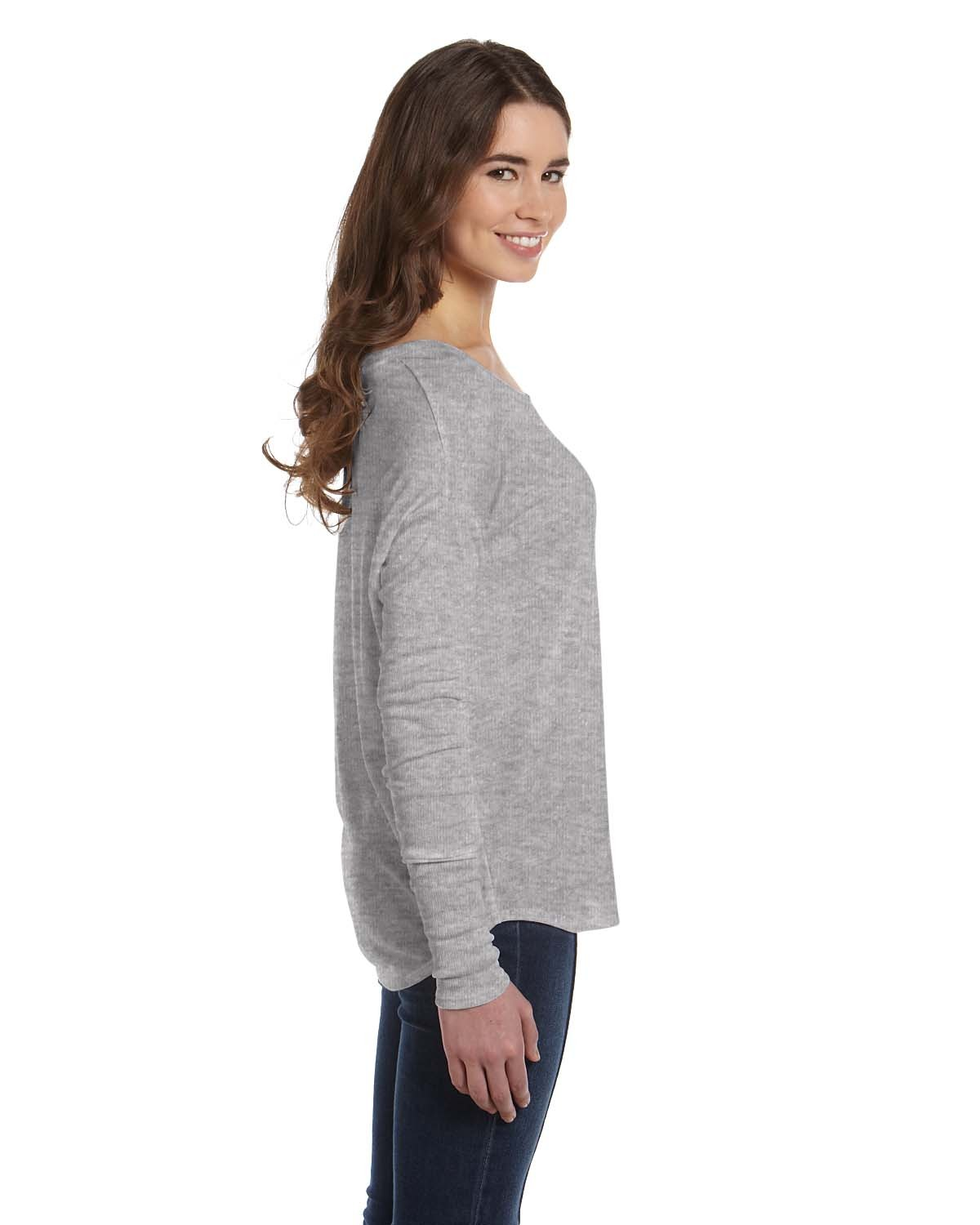 8852 Bella + Canvas ATHLETIC HEATHER