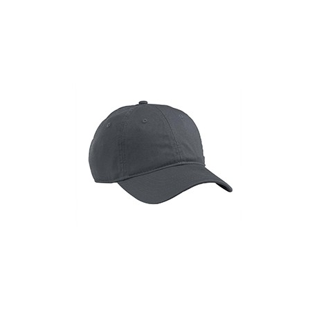 EC7000 Econscious EC7000 Organic Cotton Twill Unstructured Baseball Hat CHARCOAL