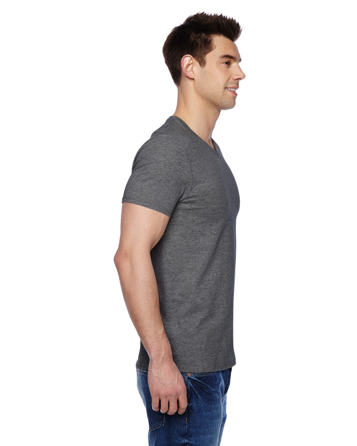 SFVR Fruit of the Loom CHARCOAL GREY