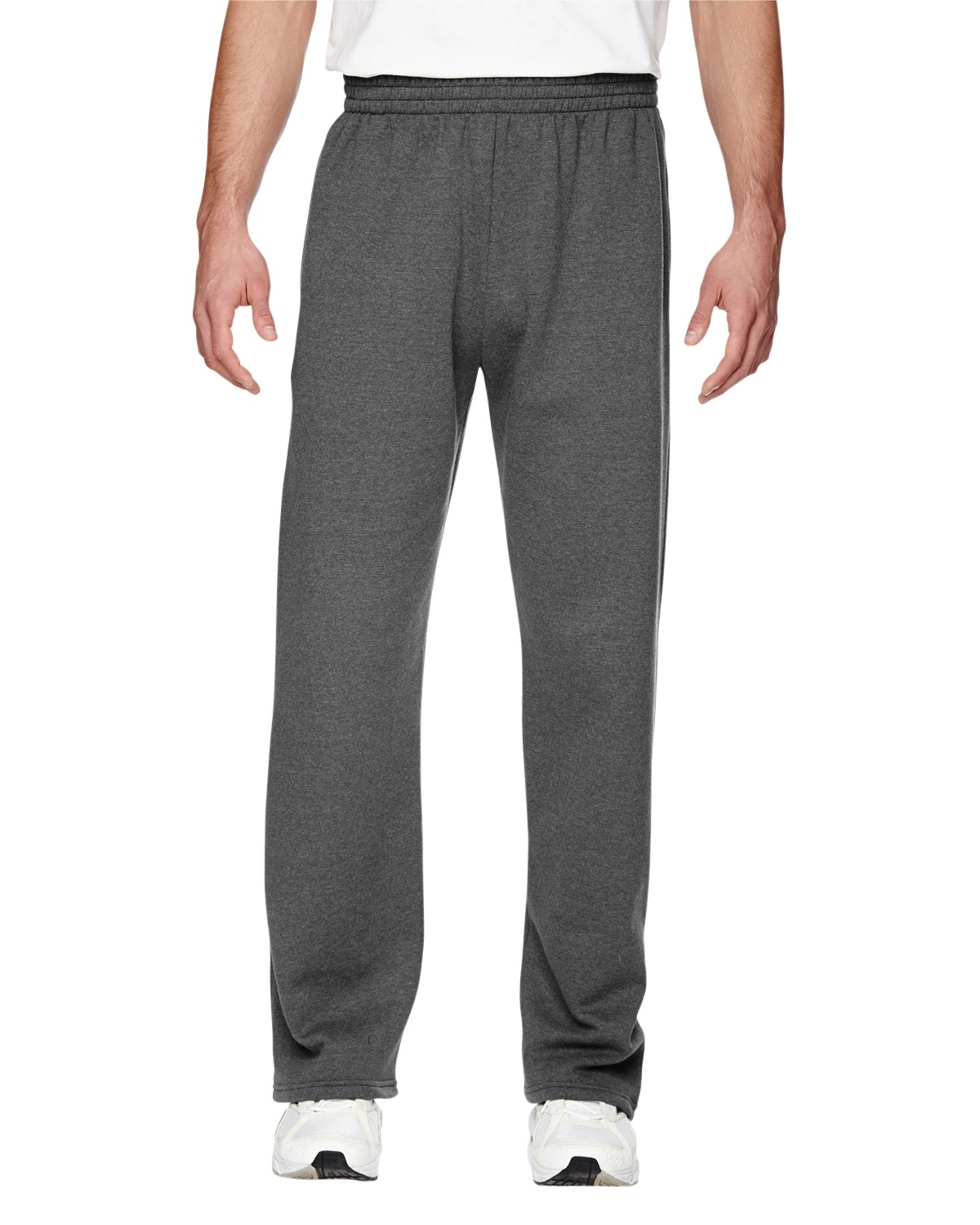 SF74R Fruit of the Loom CHARCOAL HEATHER