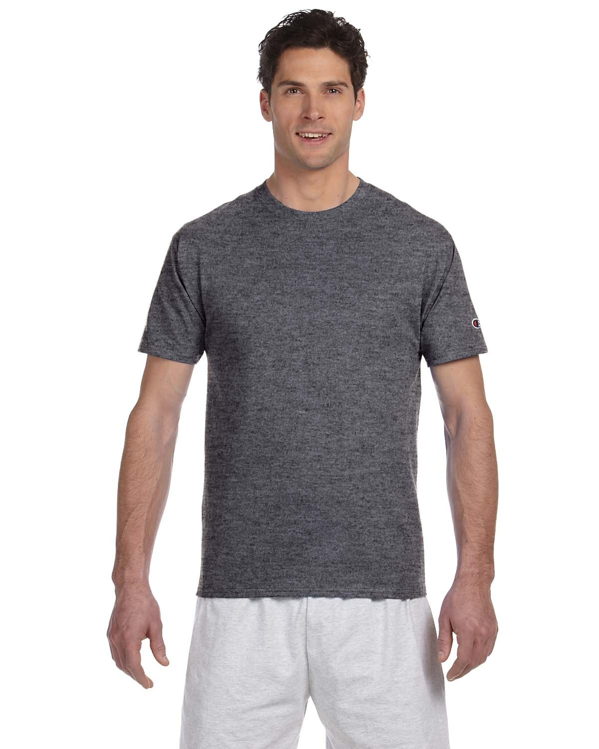 T525C Champion CHARCOAL HEATHER