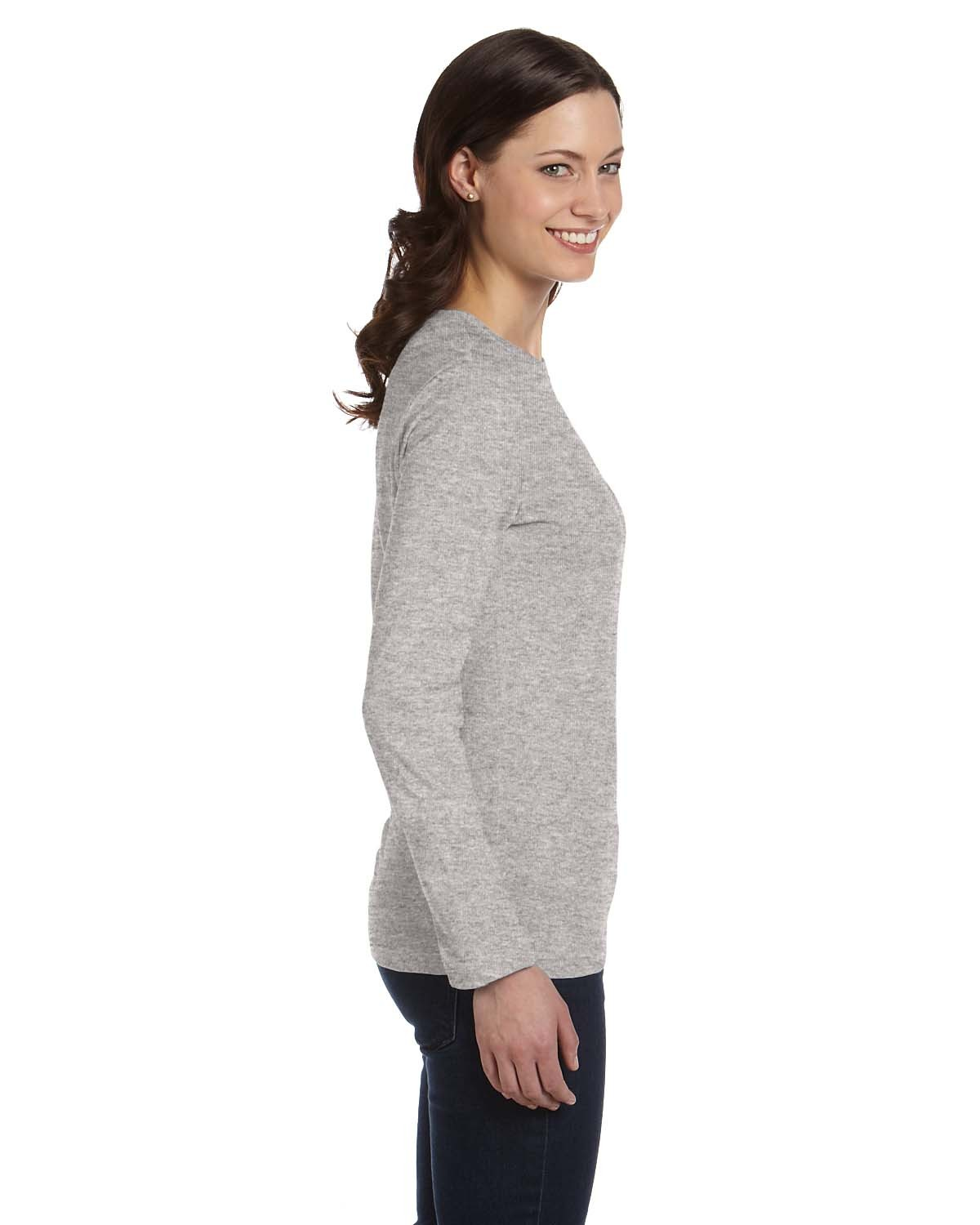 B6500 Bella + Canvas ATHLETIC HEATHER