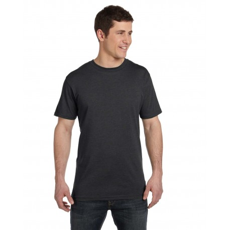 EC1080 Econscious EC1080 Men's 4.25 oz. Blended Eco T-Shirt CHARCOAL/BLACK