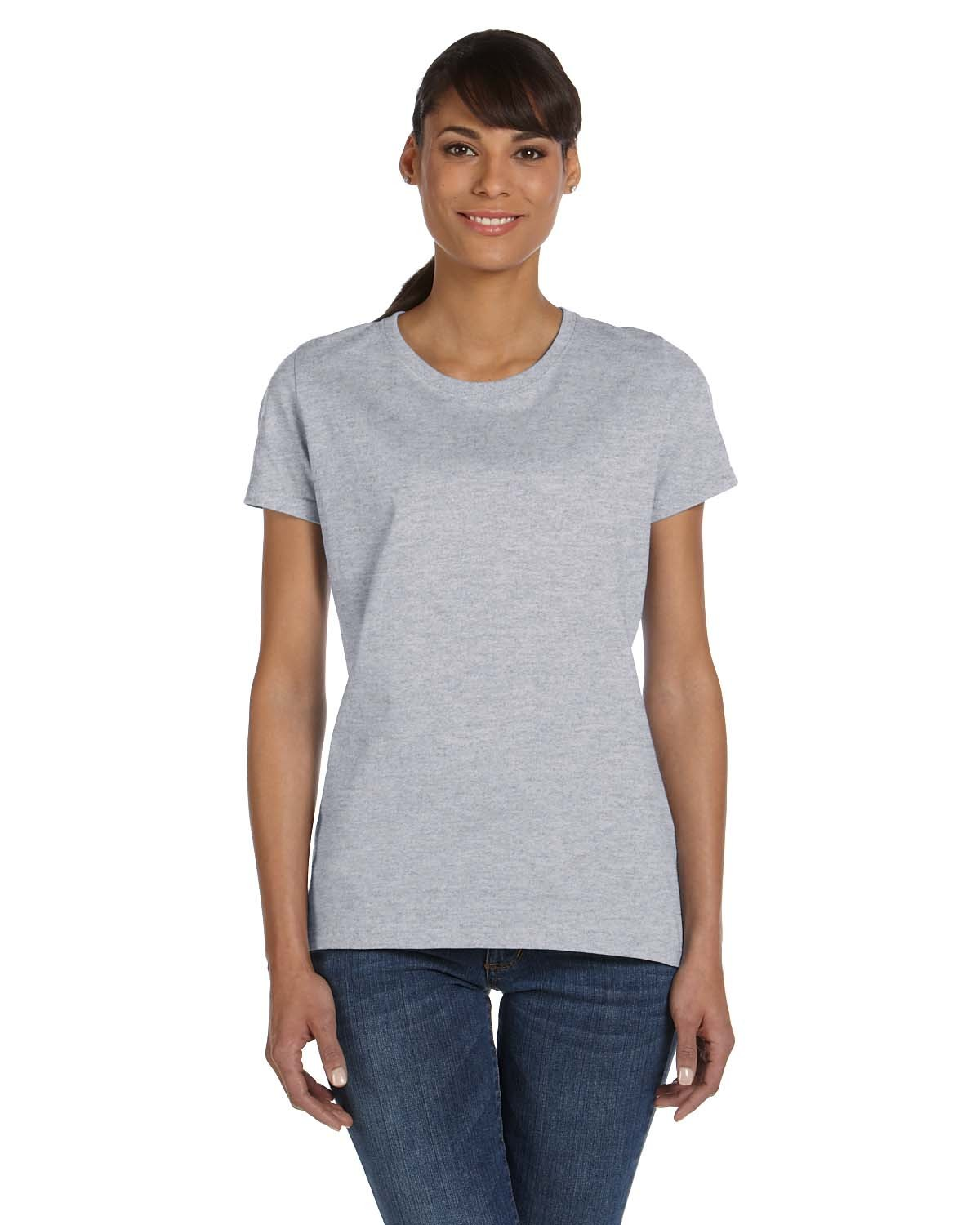 L3930R Fruit of the Loom ATHLETIC HEATHER