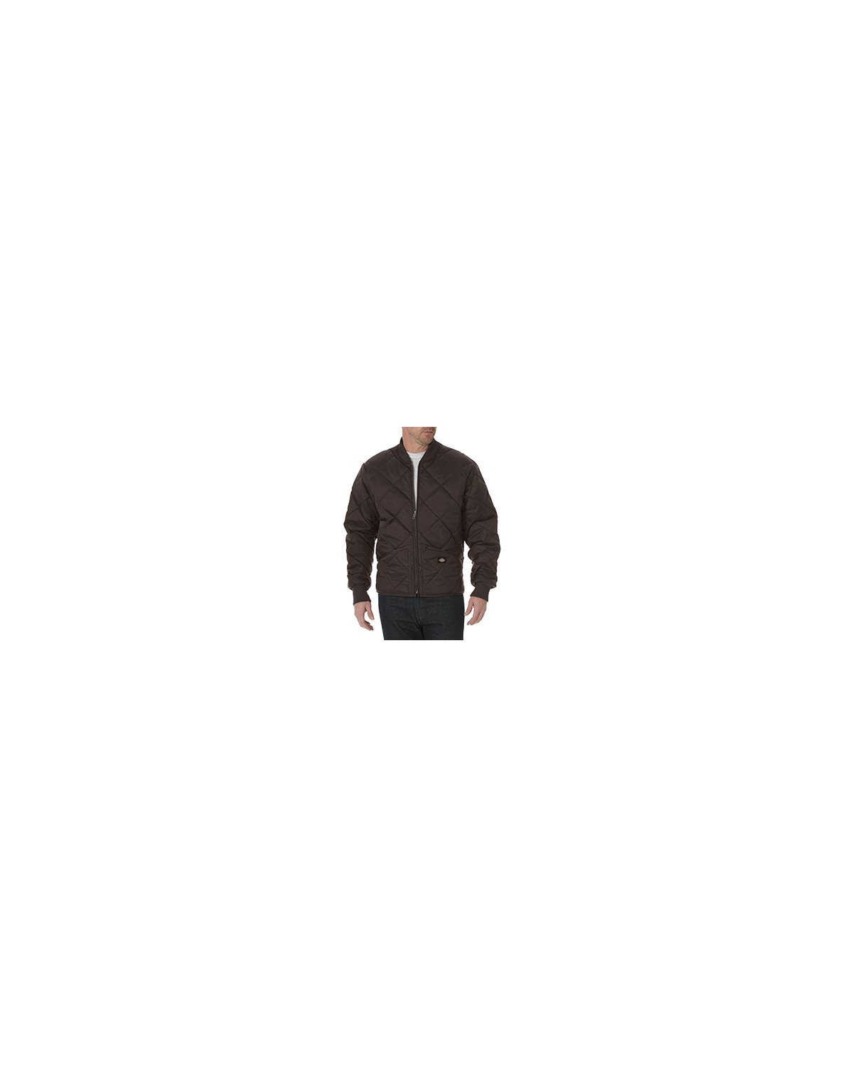 61242 Dickies Drop Ship CHOCOLATE BROWN