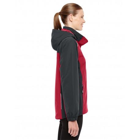 Harriton M200W Ladies 6 oz. Ringspun Cotton Pique Short-Sleeve Polo