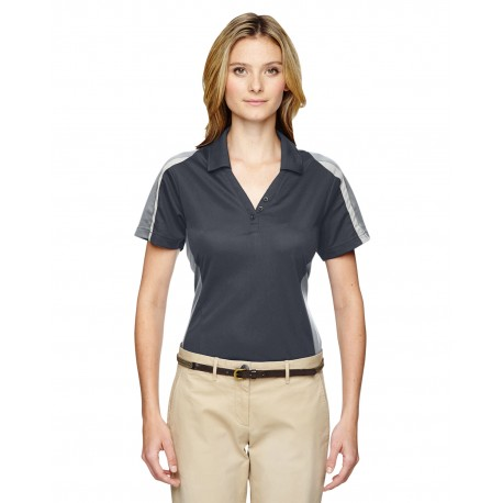 75119 Extreme 75119 Ladies' Eperformance Strike Colorblock Snag Protection Polo CLASSIC NAVY 849