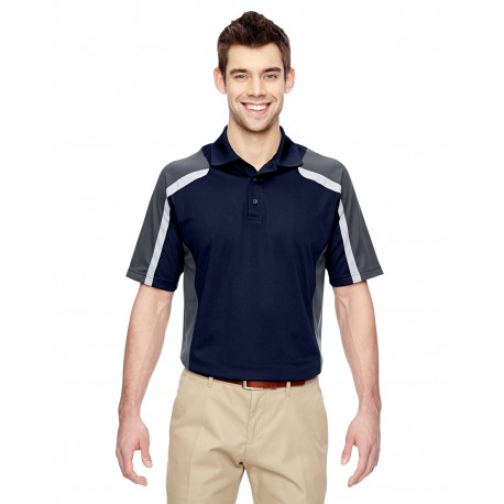 85119 Extreme 85119 Men's Eperformance Strike Colorblock Snag Protection Polo CLASSIC NAVY 849