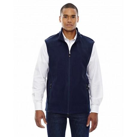 88173 North End 88173 Men's Voyage Fleece Vest CLASSIC NAVY 849