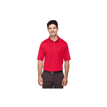 88181T Core 365 88181T Men's Tall Origin Performance Pique Polo CLASSIC RED 850