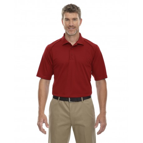 85108 Extreme 85108 Men's Eperformance Shield Snag Protection Short-Sleeve Polo CLASSIC RED 850