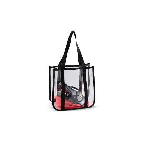 1120 Gemline 1120 Clear Event Tote CLEAR