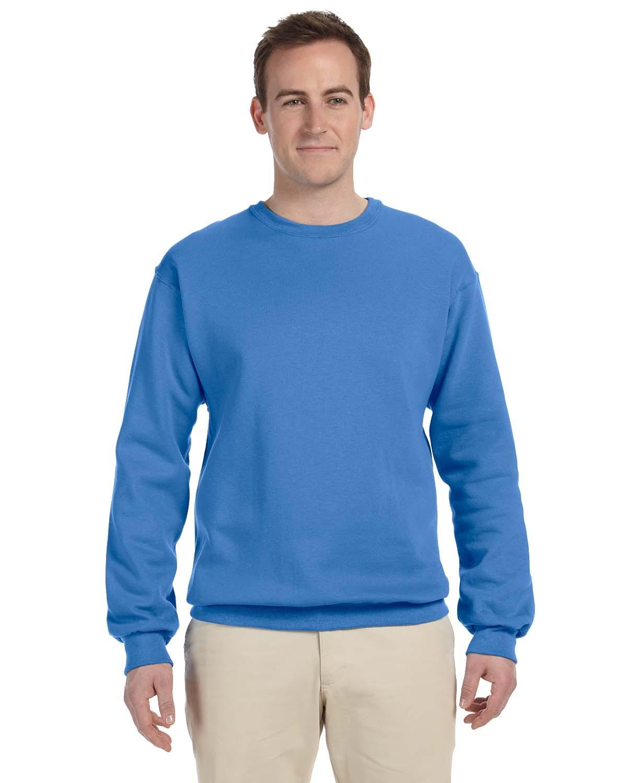 562 Jerzees COLUMBIA BLUE