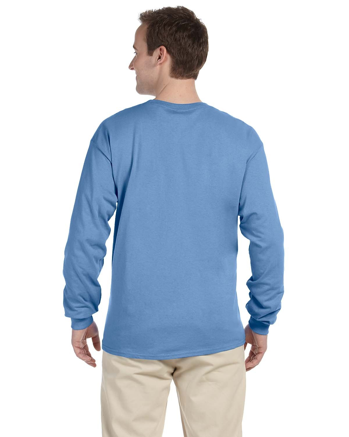 4930 Fruit of the Loom COLUMBIA BLUE