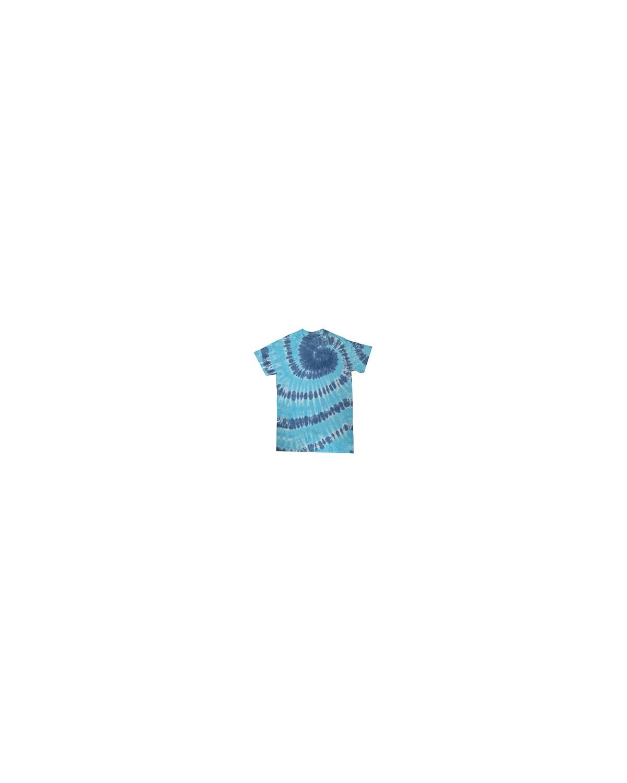 CD100 Tie-Dye CORAL REEF