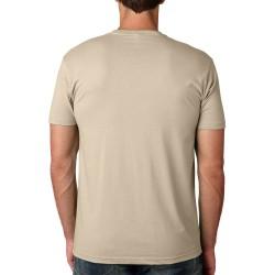 Hanes S04V Ladies 4.5 oz., 100% Ringspun Cotton nano-T V-Neck T-Shirt
