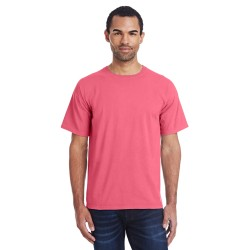 Hanes SL04 Ladies 4.5 oz., 100% Ringspun Cotton nano-T T-Shirt