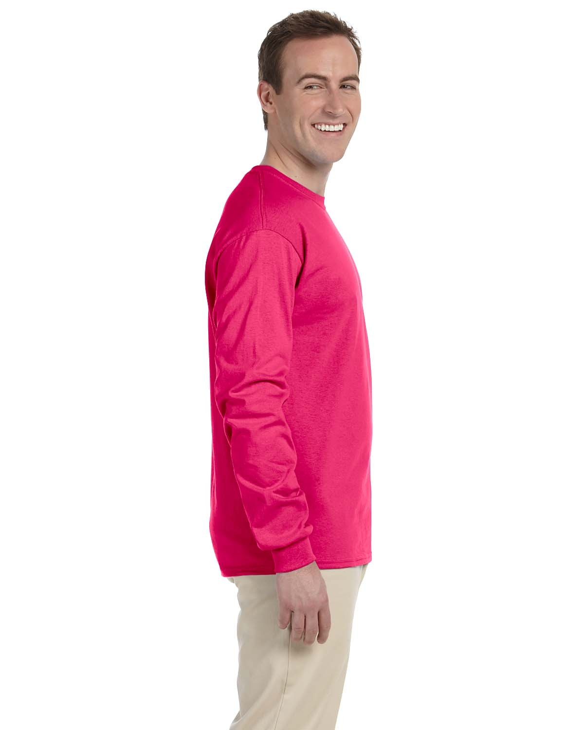 4930 Fruit of the Loom CYBER PINK