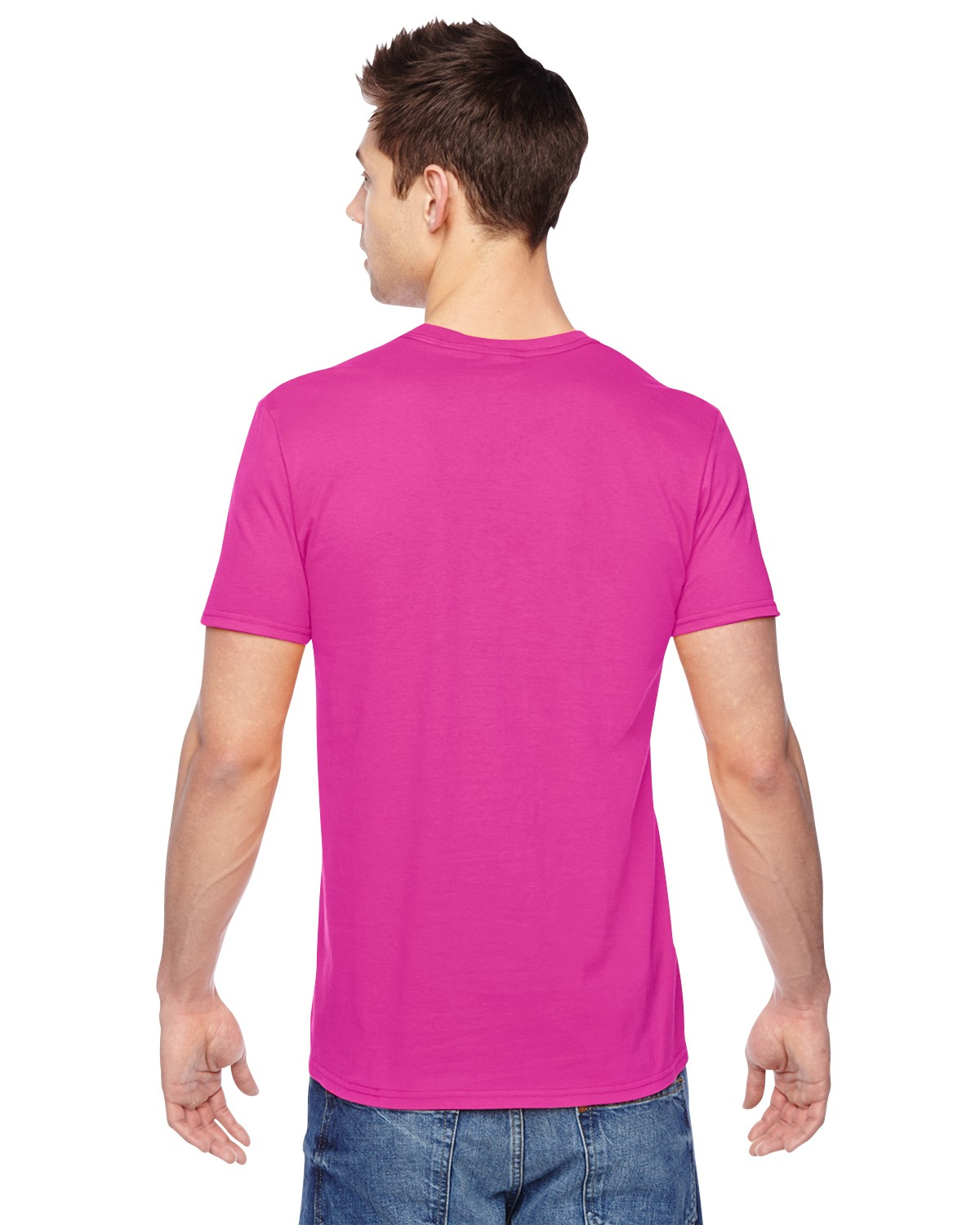 SF45R Fruit of the Loom CYBER PINK