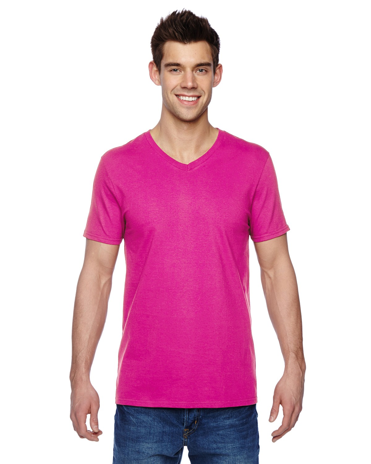 SFVR Fruit of the Loom CYBER PINK