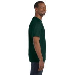 Core 365 88194T Men's Tall Optimum Short-Sleeve Twill Shirt