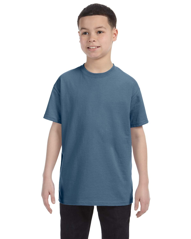 54500 Hanes DENIM BLUE
